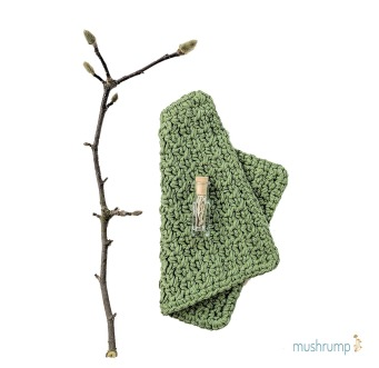 cedar stitch washcloth