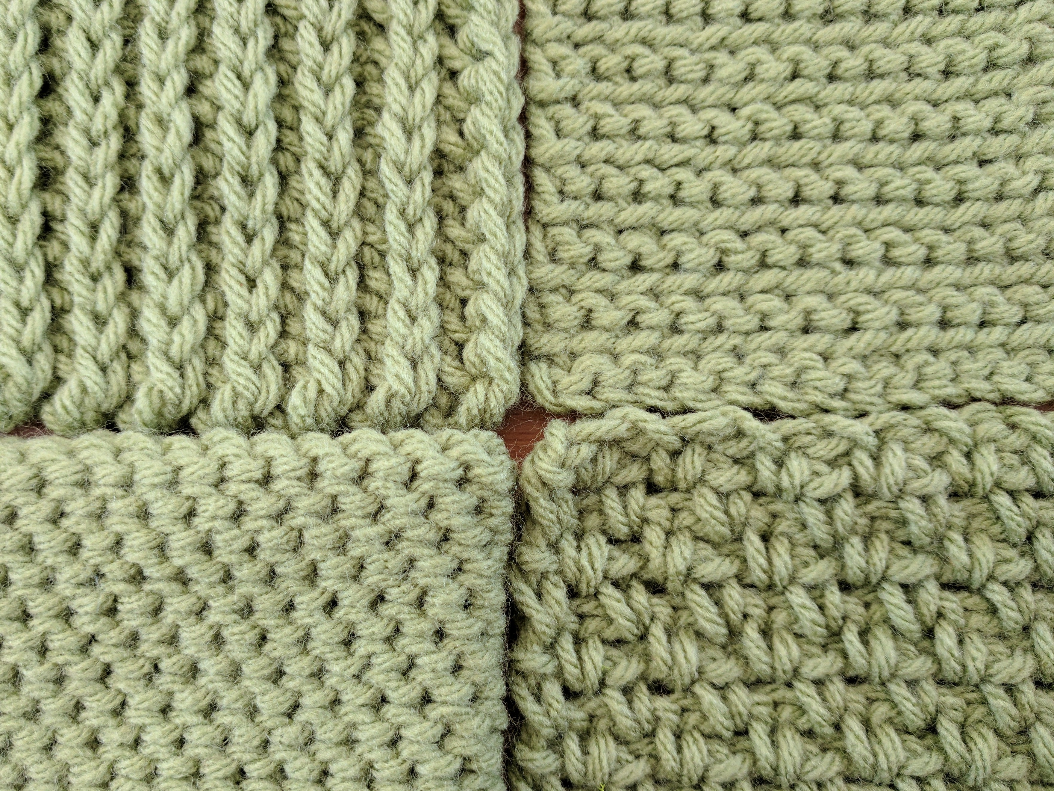 A Quick Guide To Knit Look Crochet Stitches The Valley Mushrump
