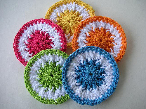 face scrubbies