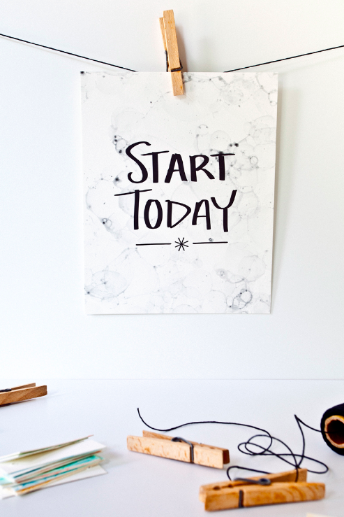 start_today_poster